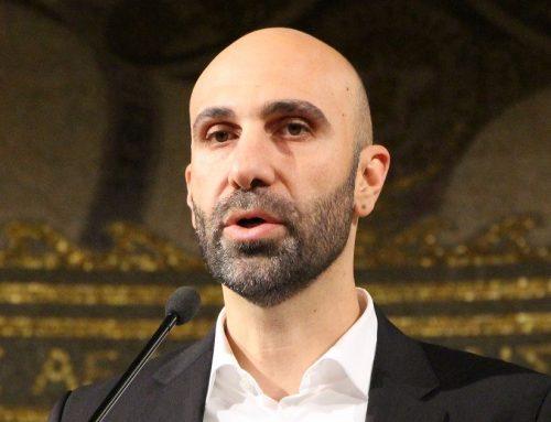 """""""Reden über"""" Antisemitismus und Migration mit Ahmad Mansour"""