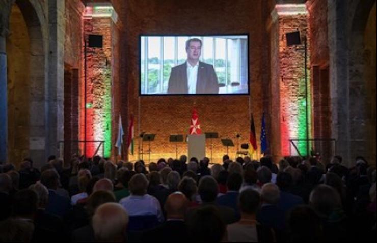 Videobotschaft des Ministerpräsidenten Dr. Markus Söder