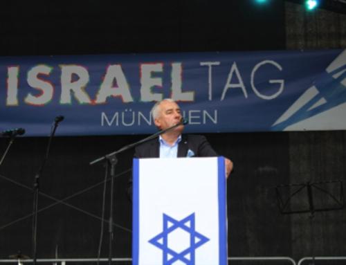 "Israeltag am Odeonsplatz ""The Spirit of Israel"""